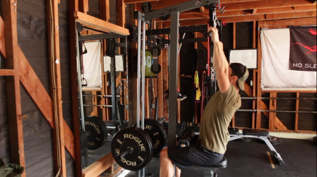 5 Alternative Exercise To The Lat Pulldown