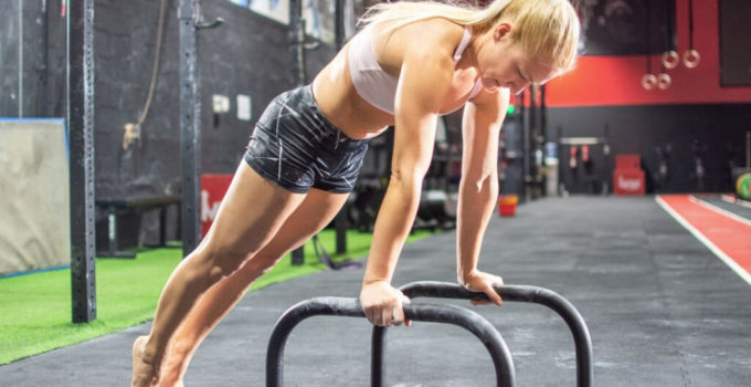 Benefits Of Push Up Bars: Push Up Bars That Will Help You Work On Your Biceps