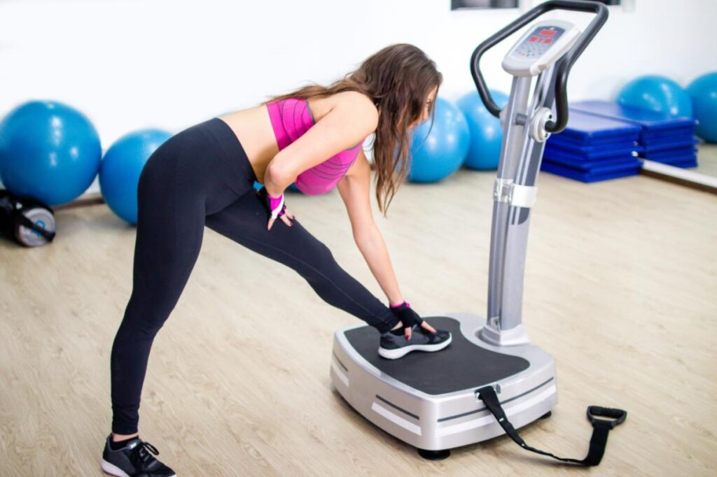 How To Use Vibration Platform Machine To Lose Weight?